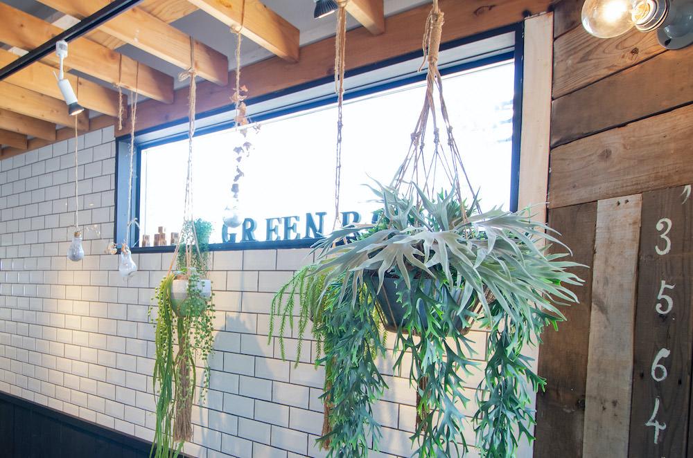 秋田市の美容室 GreenRoom